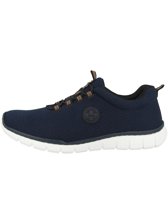 Rieker Sneaker low B8750, blau