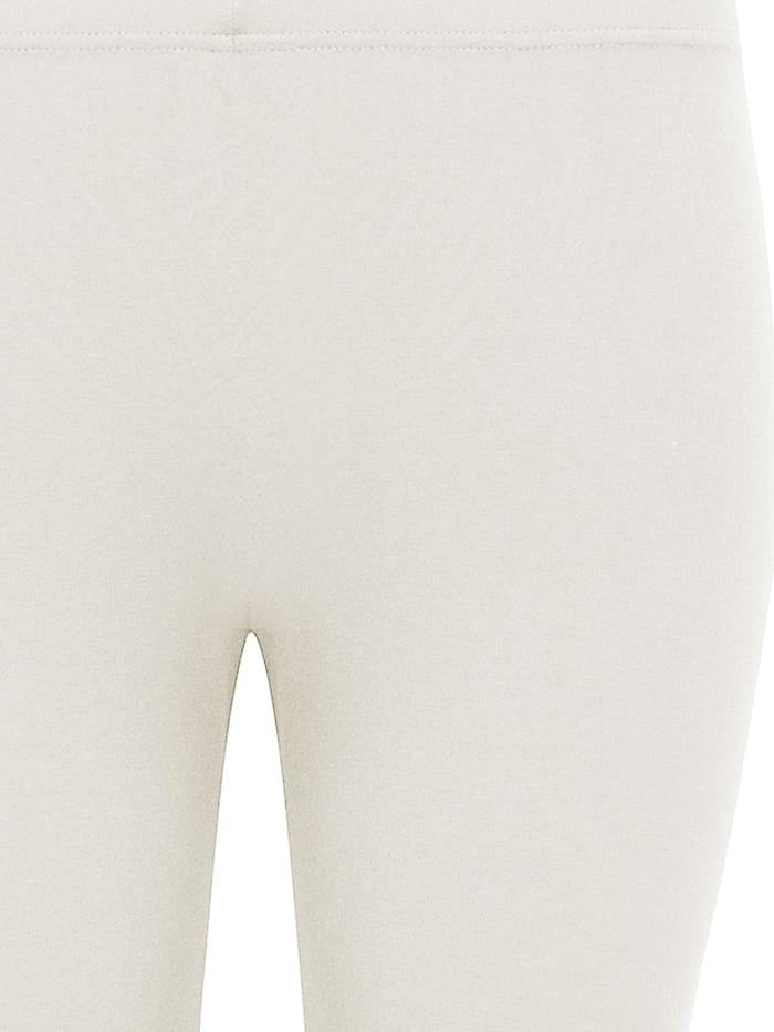 Damen langbein Unterhose Wool-Silk