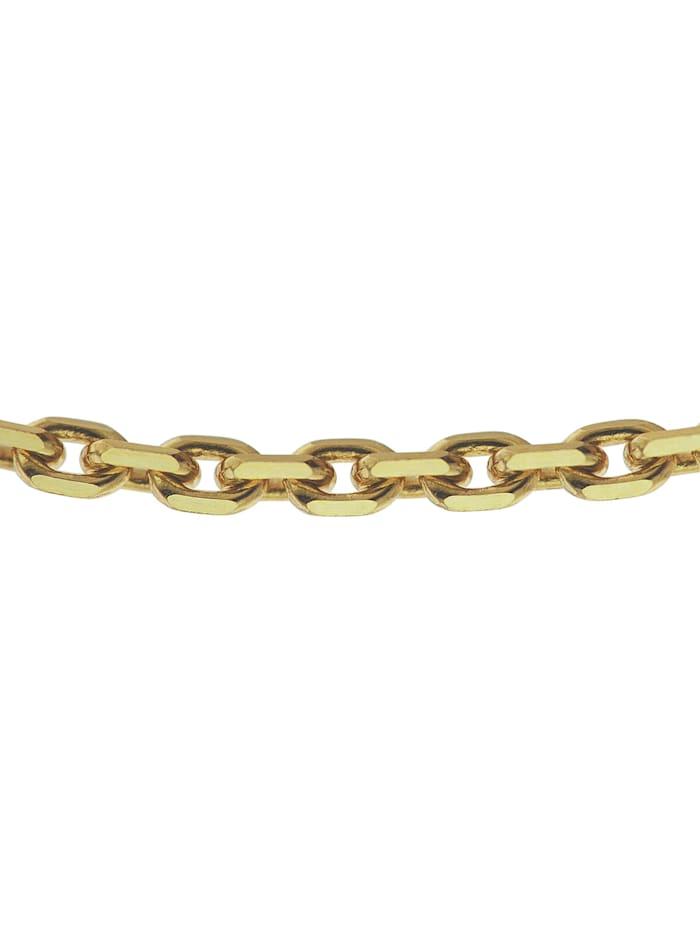 Halskette für Anhänger 14 Karat Gold 585 Ankerkette 1,9 mm