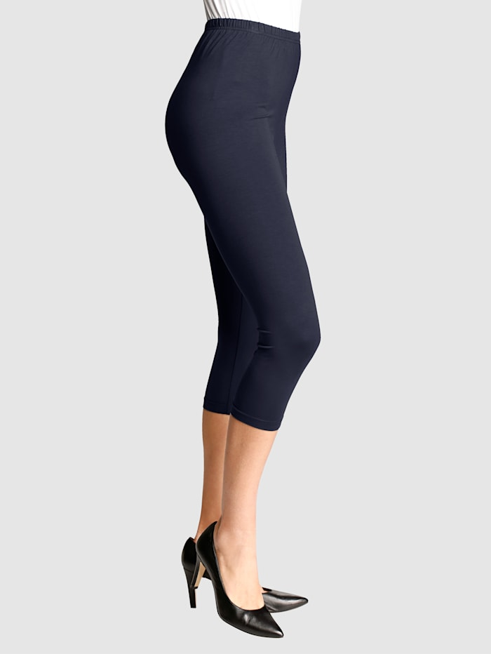 Capri-Leggings als vielseitiger Kombinationspartner