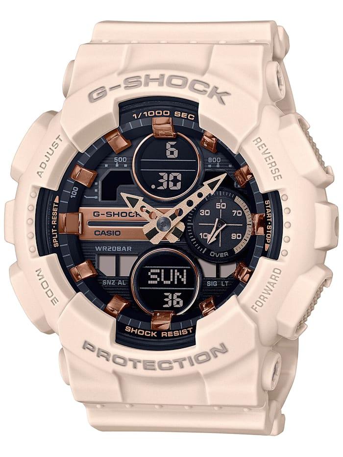 Casio G-Shock Damen-Digitaluhr Beige, Schwarz