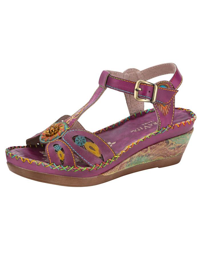 Sandaaltje met T-riempje