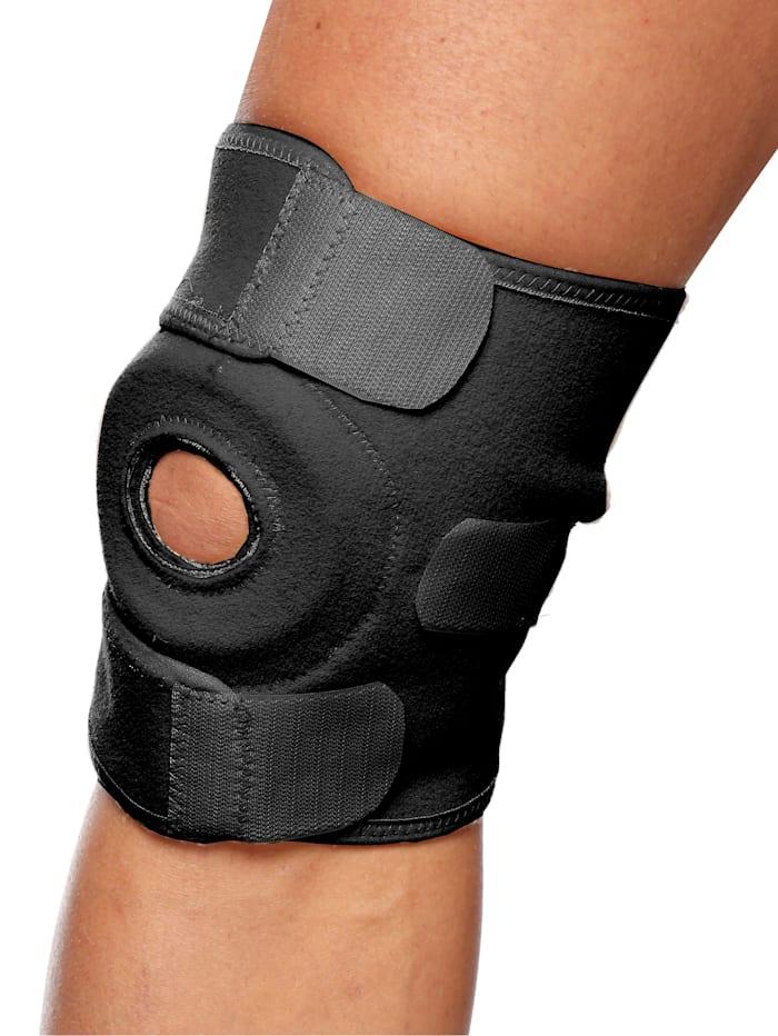 Turbo® Med TURBO® Med Kniebandage Komplett zu öffnen, schwarz