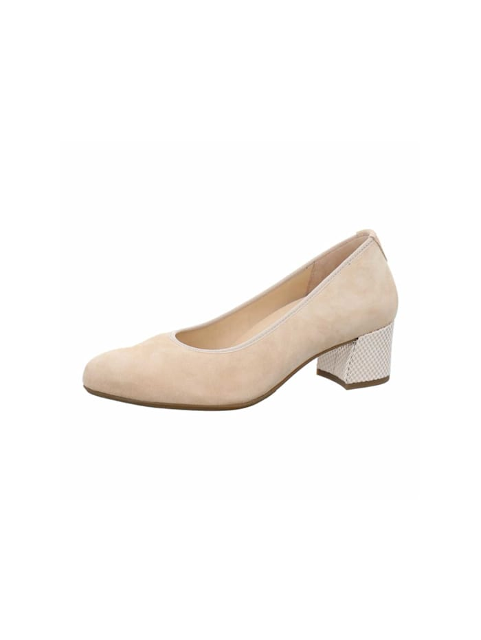 Hassia Pumps, taupe