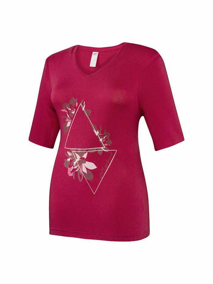 JOY sportswear T-Shirt ALEA, beere