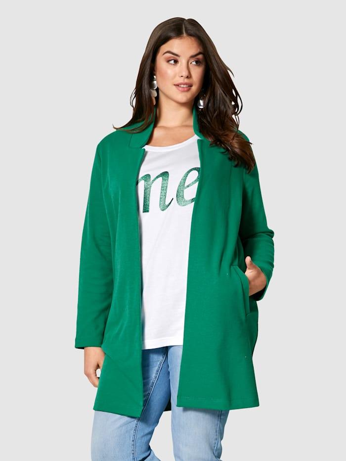Angel of Style Kabát, Zelená