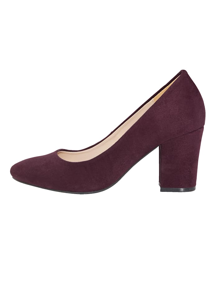 Pumps in femininem Look