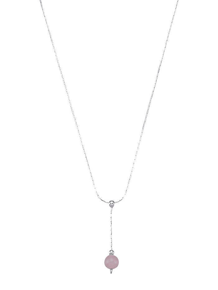 KLiNGEL 3tlg. Set, 1 Y-Collier in Silber 925, Silberfarben