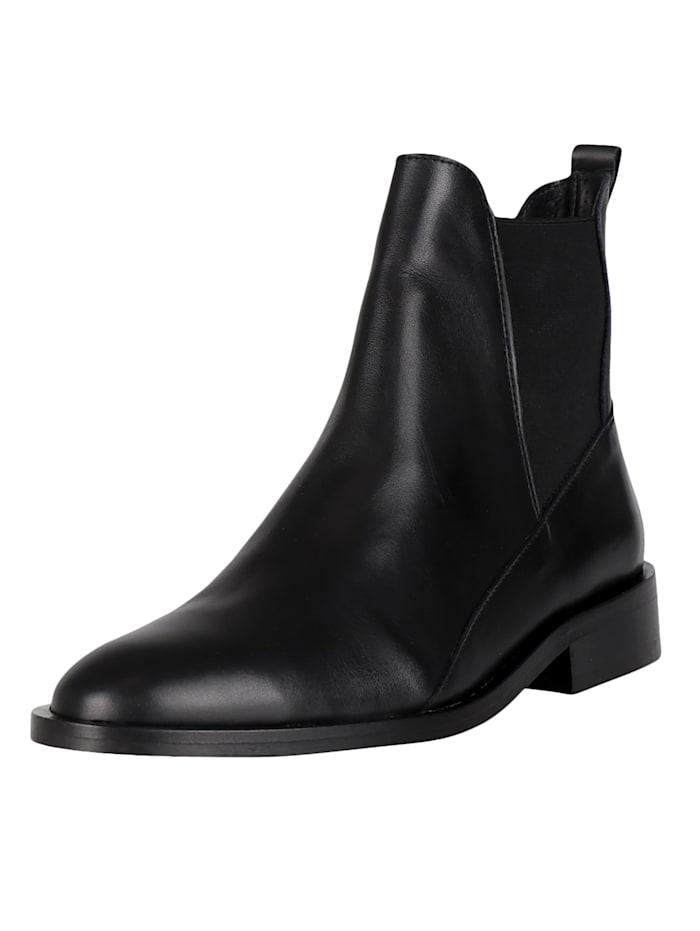 COX Chelsea-Boots Chelsea-Boots, schwarz