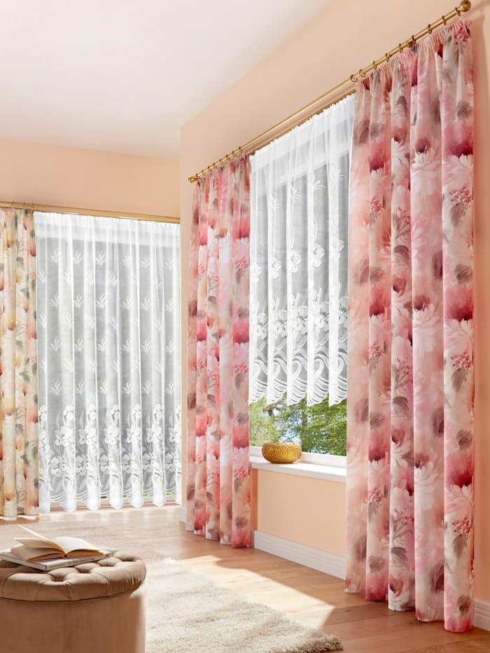 Dekoračná záclona Dalia