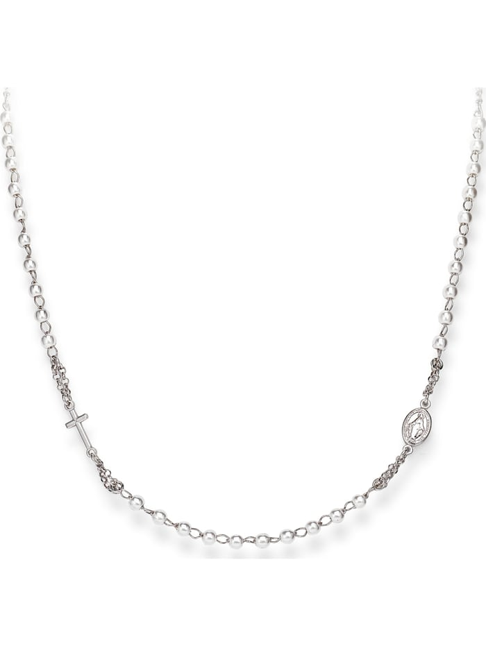 Amen Amen Damen-Kette 925er Silber, silber