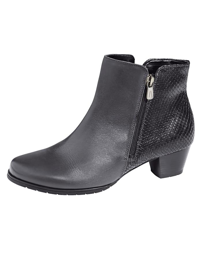 Naturläufer Ankle boots, Grey