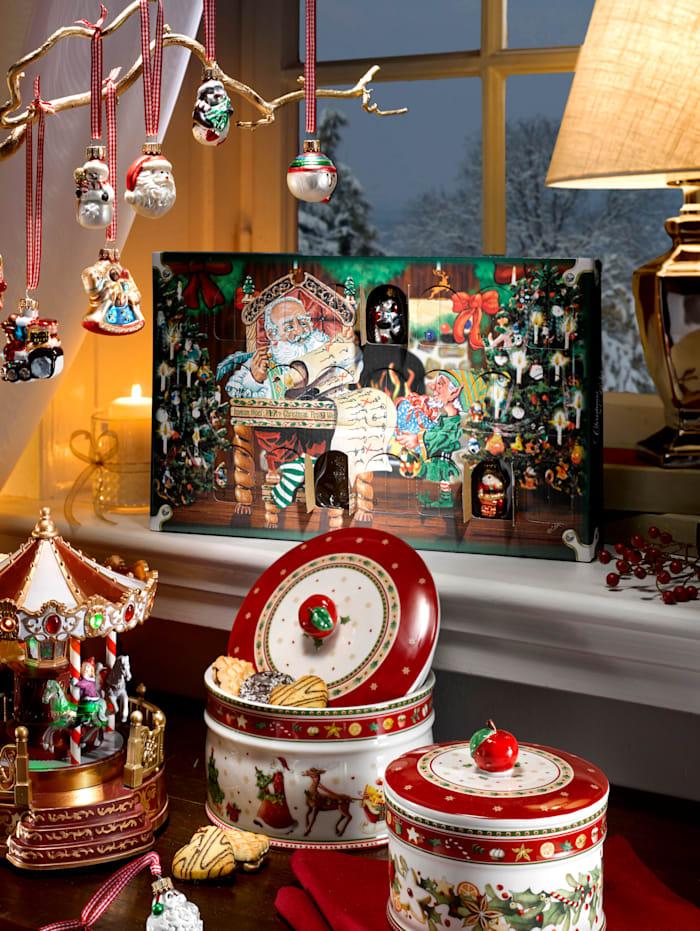 Adventskalender 'Weihnachtskugeln'