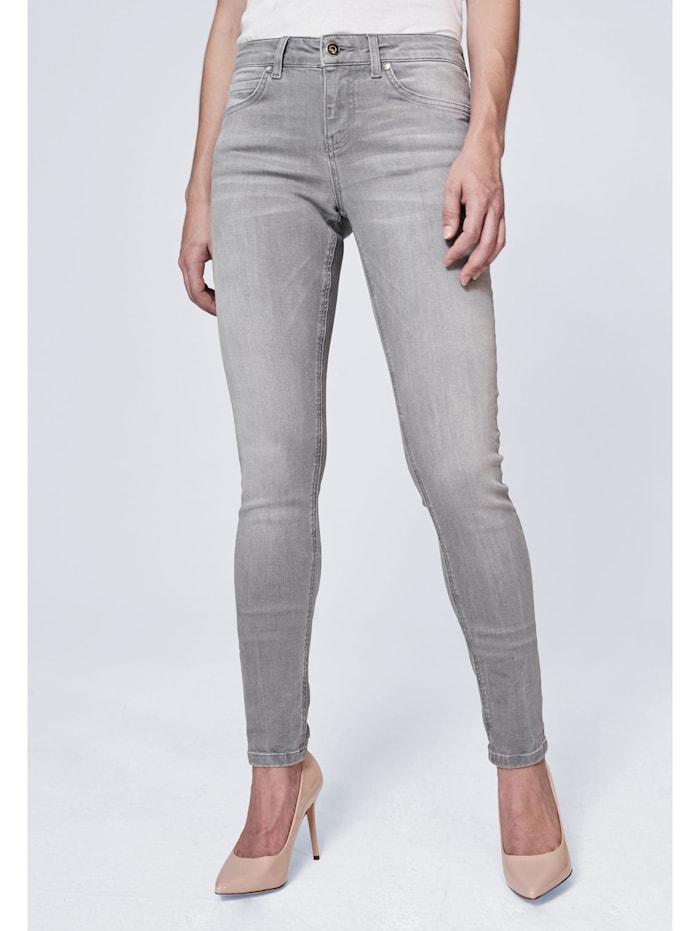 Harlem Soul Grey Used Jeans KAR-LIE, grey used