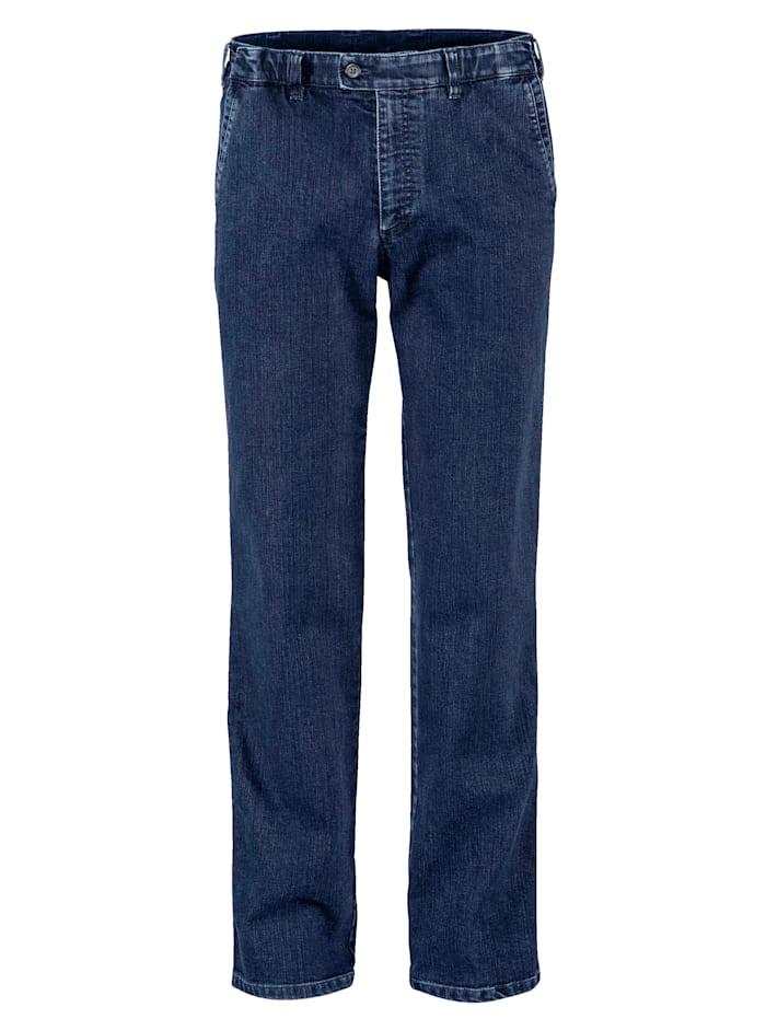 BABISTA Jeans met 7 cm meer bandwijdte, Donkerblauw