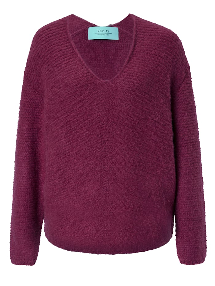 Pullover Exklusiver Style