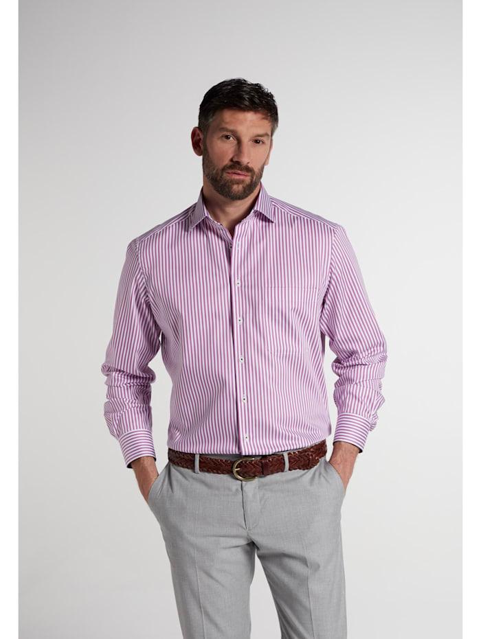 Eterna Eterna Langarm Hemd COMFORT FIT Eterna Langarm Hemd COMFORT FIT, pink/weiss