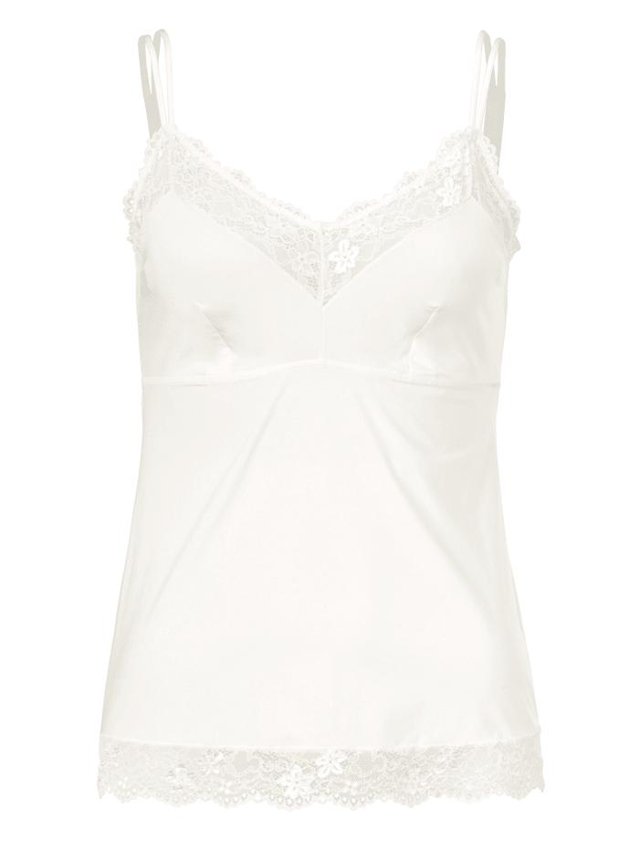 LingaDore Satintop, Off-white