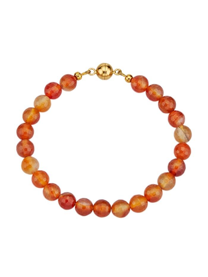 Armband, Orange