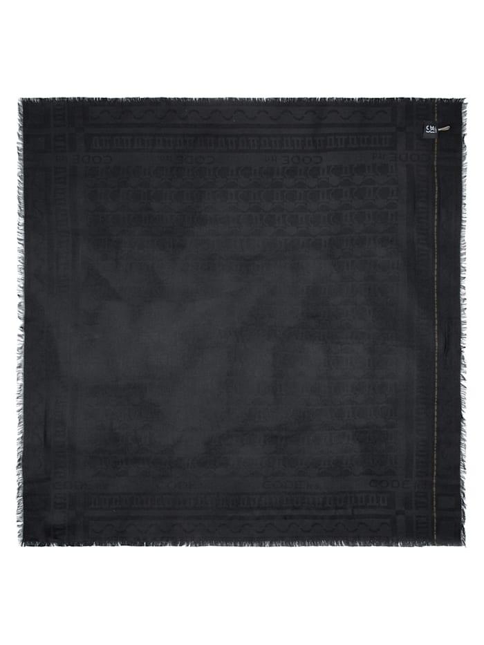 Premium Tuch mit Modal, Wolle und Kaschmir - Made in Italy