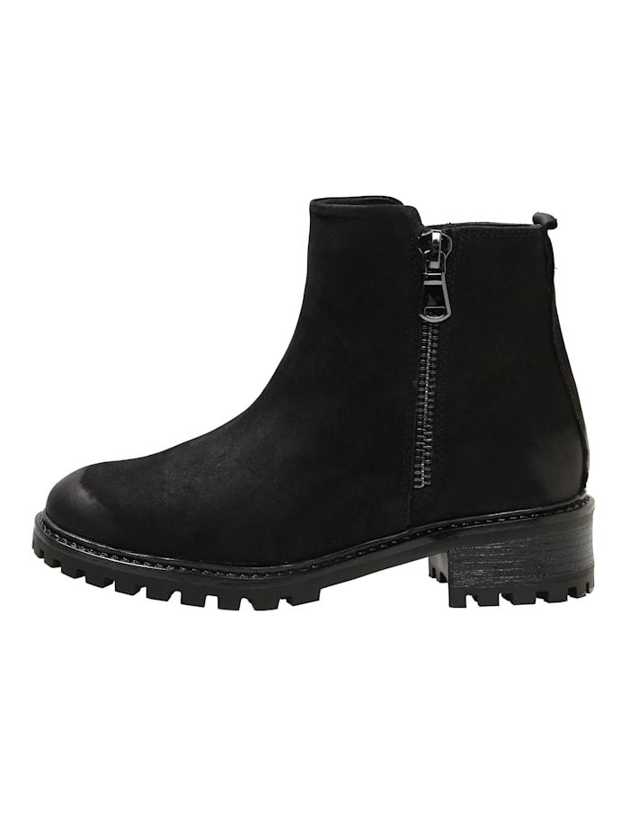 Trend-Stiefelette Schnür-Boots