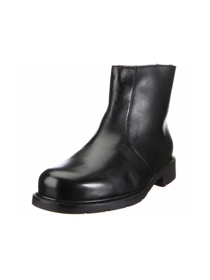 Sioux Stiefel Stiefel, schwarz