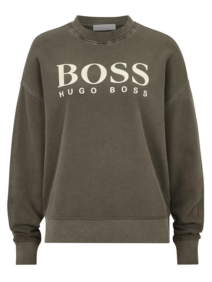 BOSS Sweatshirt, Grün