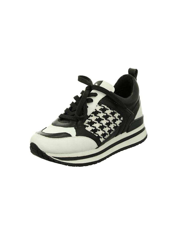 Gerry Weber Gerry Weber Damen-Sneaker California 02, weiss-schwarz, weiss-schwarz