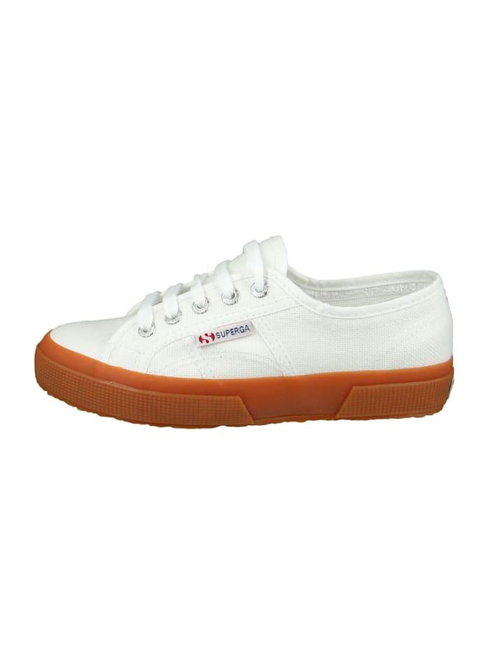 Damenschuhe-Sneaker S000010-2750 COTU-Classic Textil weiß F95 White-Gum