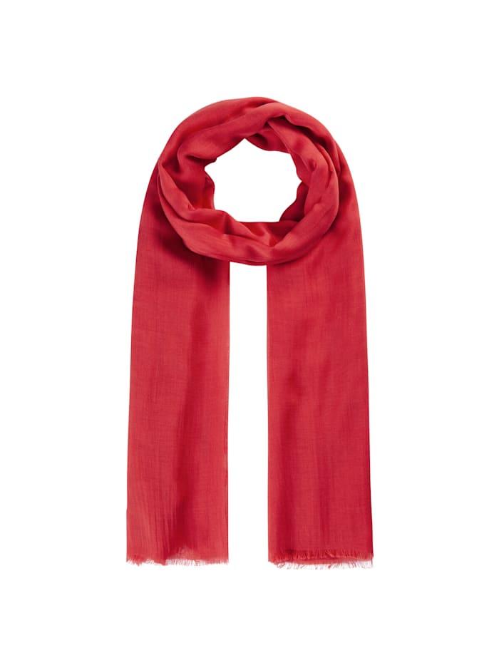 Codello Supersofter XL-Schal aus Bambus, red