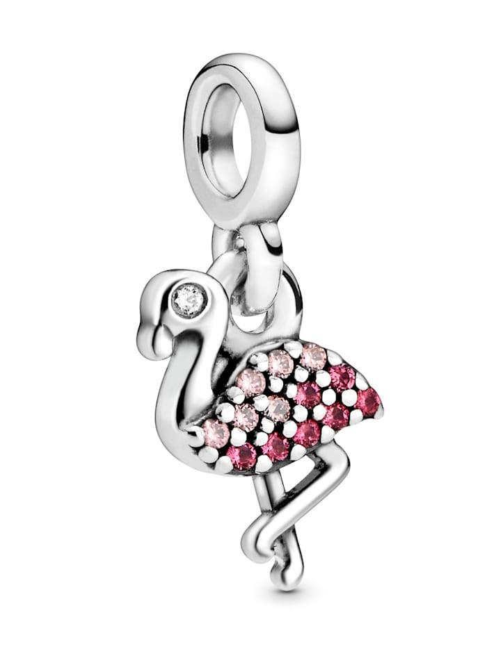 Pandora Charm - Mein Flamingo - Pandora ME - 798982C01, Silberfarben