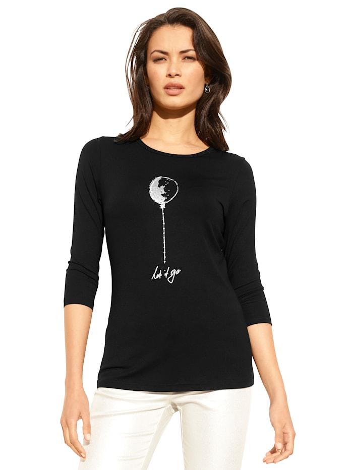 Shirt mit Ballon-Motiv