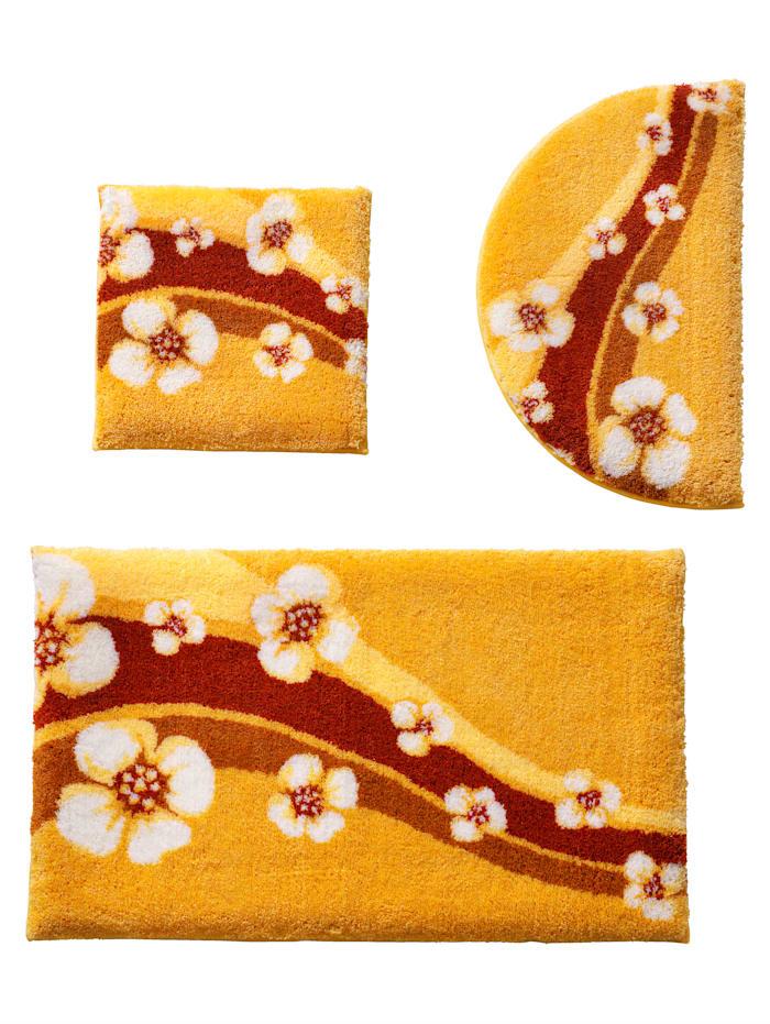 Grund Kúpeľňová séria Cefalu, Oranžová