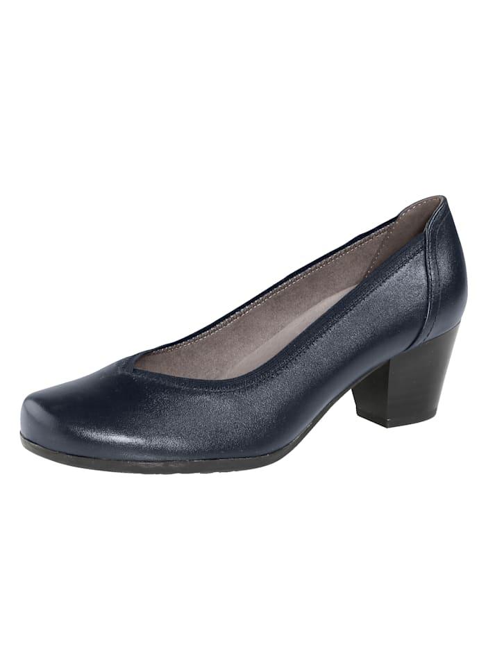 MONA Court shoes, Dark Blue
