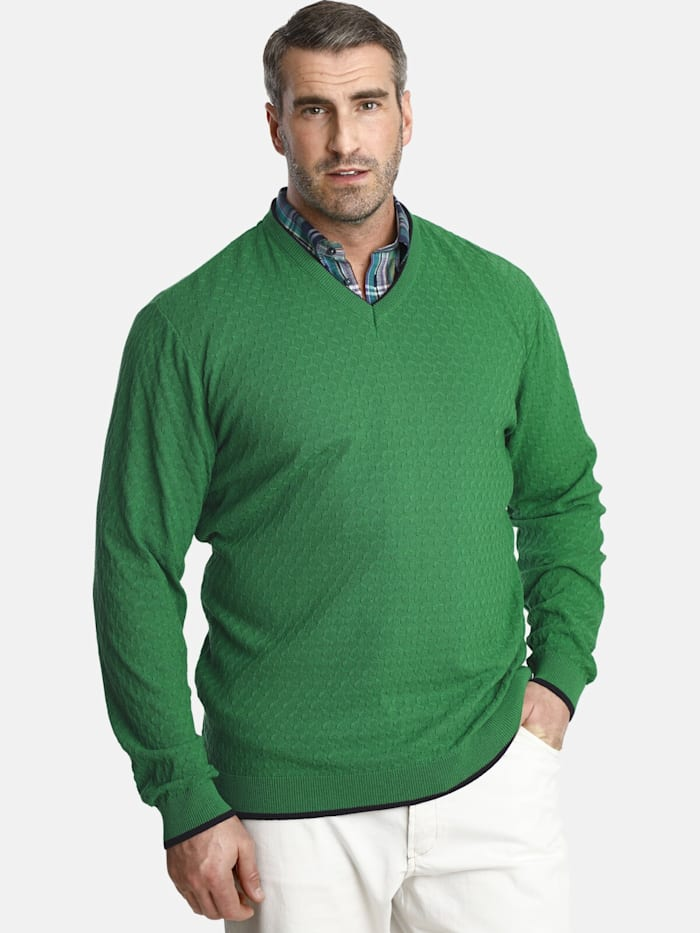 Charles Colby Charles Colby Pullover EARL BERYL, grün
