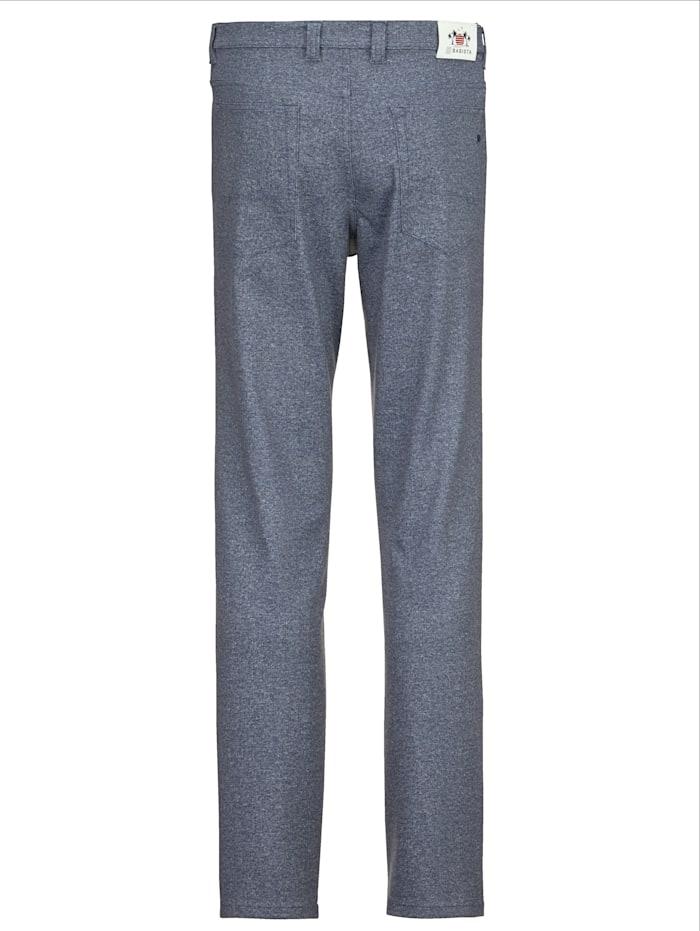Jersey broek in 5-pocketmodel