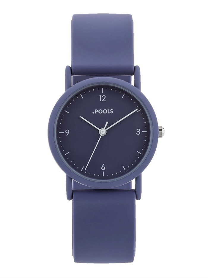 POOLS Armbanduhren, Lila