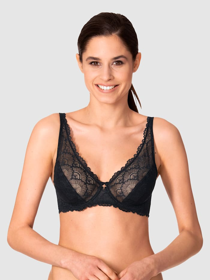 Bygel-bh ur serien Lovely Lace