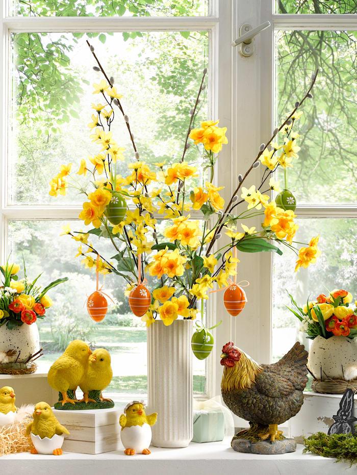 Composition florale Jonquilles