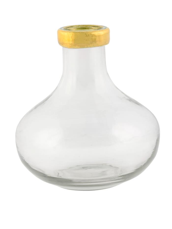 IMPRESSIONEN living Vase, klar/grün