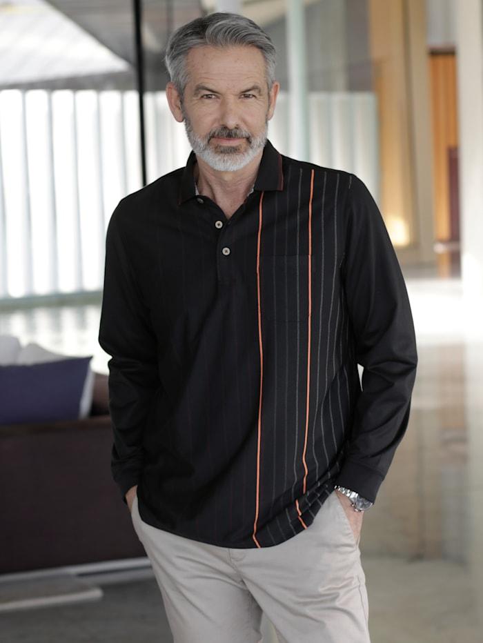 BABISTA Poloshirt mit besten Materialeigenschaften, Schwarz
