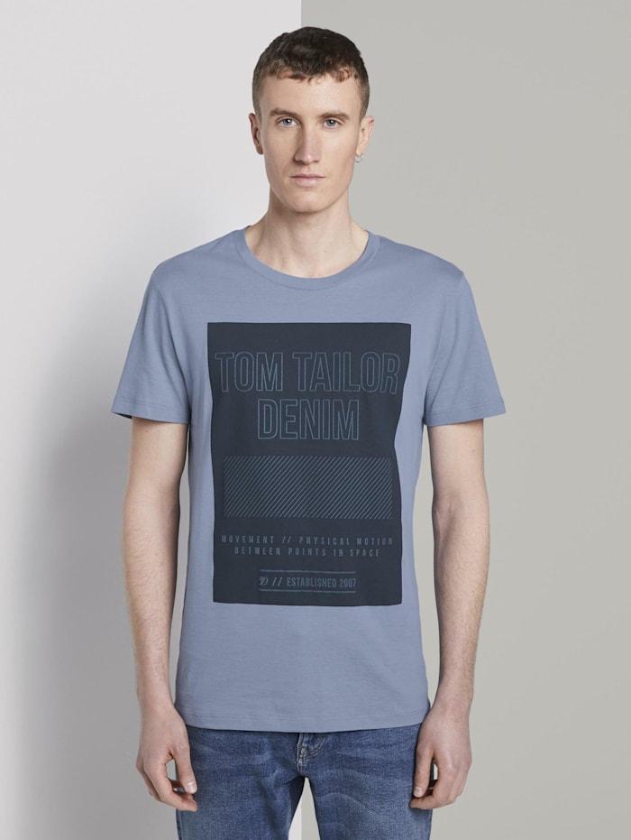 Tom Tailor Denim T-Shirt mit Print, English Country