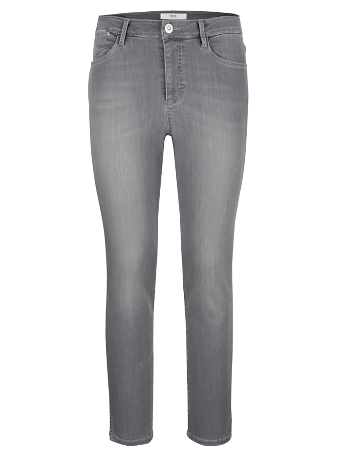 BRAX Jeans 'Shakira S' in modischer Form, Grey