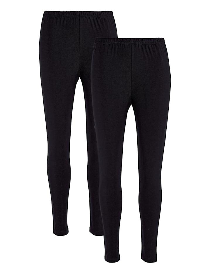 Harmony Pantalon, Noir