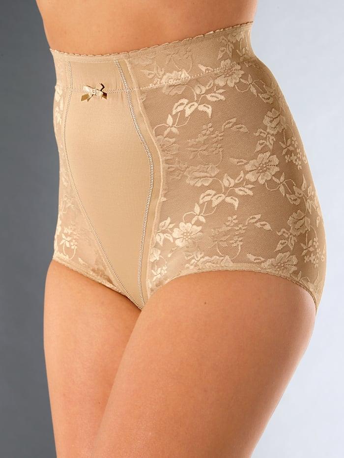 Muotoilevat alushousut korkea vyötärö
