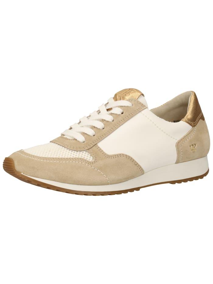 Paul Green Paul Green Sneaker, Beige/Weiß