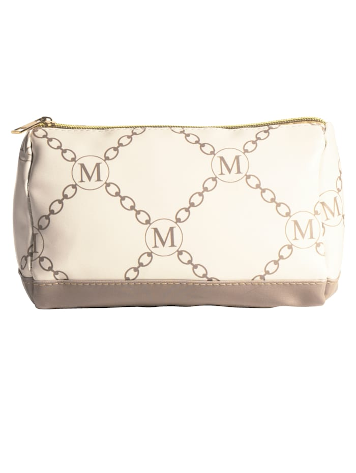 MONA Cosmetic bag MONA, Taupe