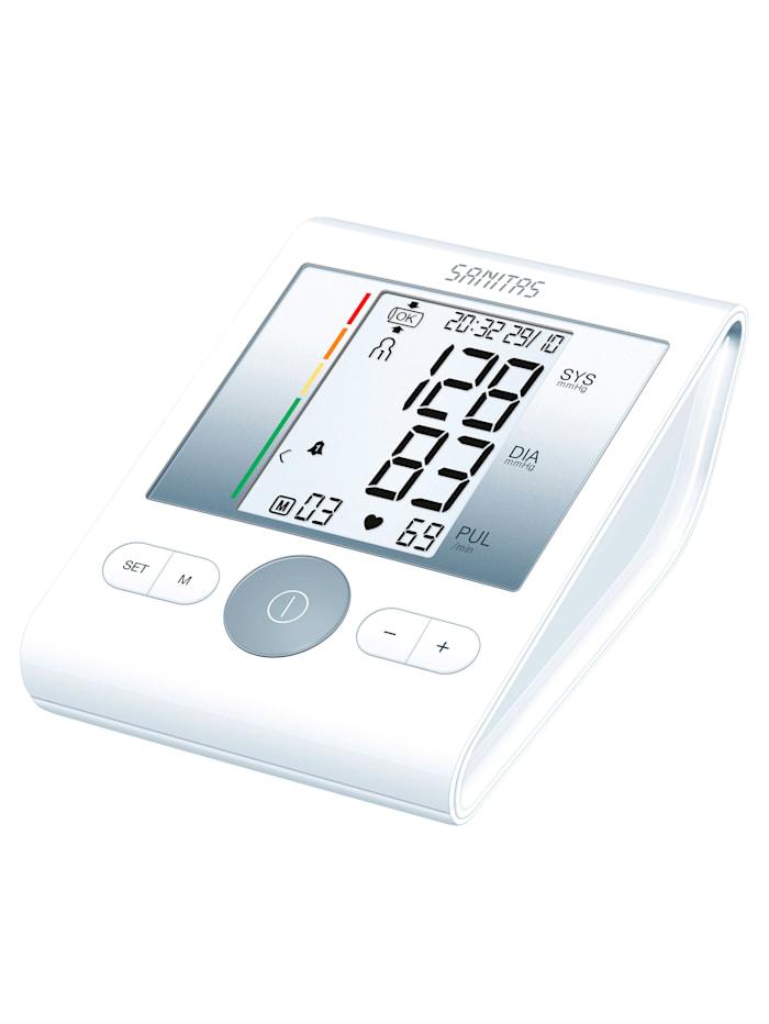 "Beurer Oberarm-Blutdruckmessgerät SBM 22 ""Vollautomatisch"", Weiß"