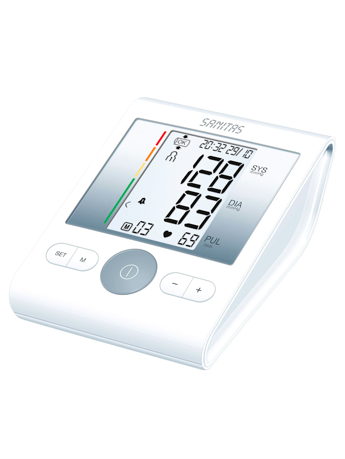 Beurer SBM 22 bloeddrukmeter Volautomatisch, wit