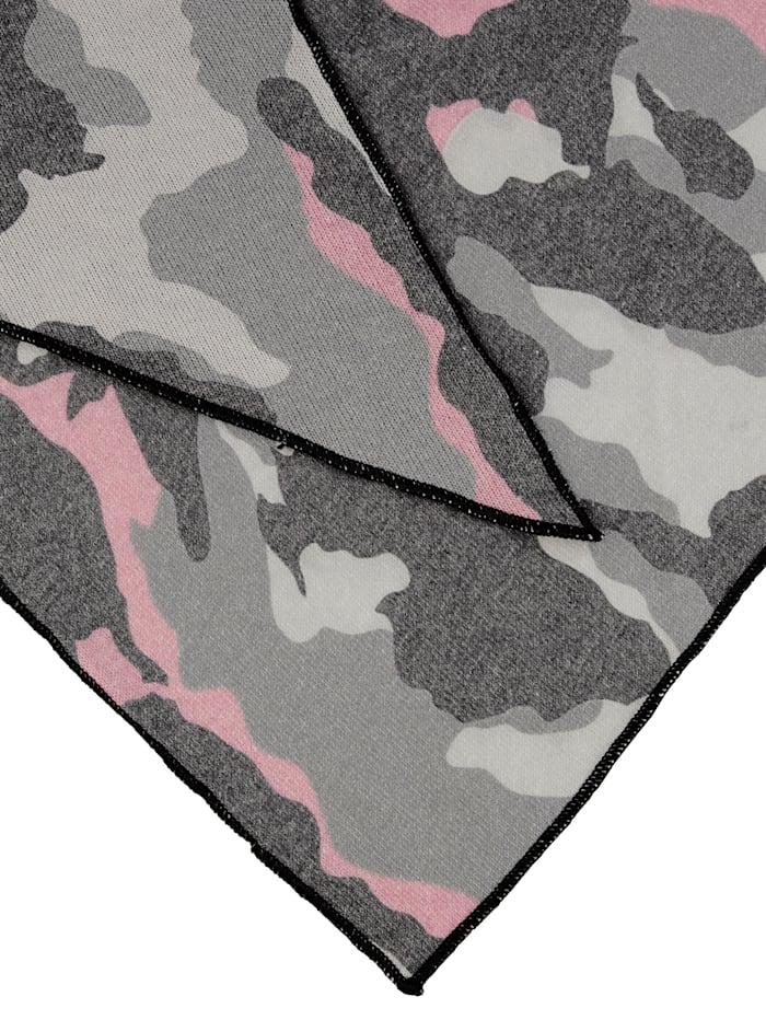 Dreieckstuch mit modischem Muster